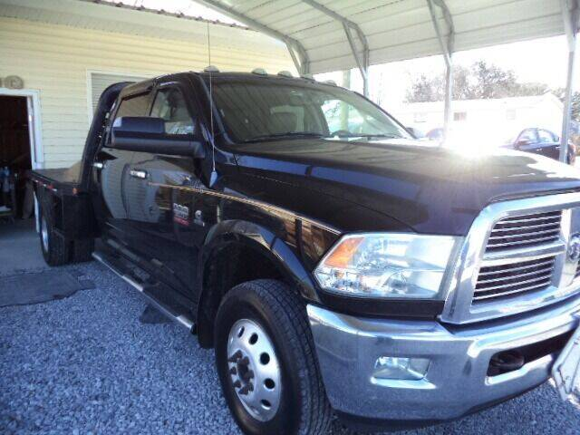 2012 RAM Ram Pickup 3500 for sale at PICAYUNE AUTO SALES in Picayune MS