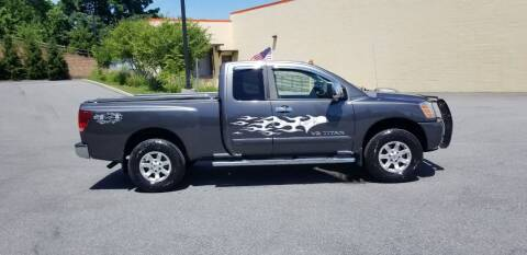2007 Nissan Titan for sale at Lehigh Valley Autoplex, Inc. in Bethlehem PA