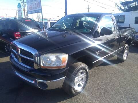 2006 Dodge Ram Pickup 1500 for sale at Wilson Investments LLC in Ewing NJ