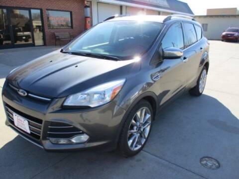 2015 Ford Escape for sale at Eden's Auto Sales in Valley Center KS