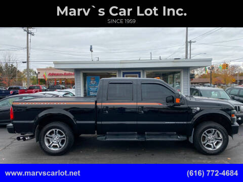 2008 Ford F-250 Super Duty for sale at Marv`s Car Lot Inc. in Zeeland MI