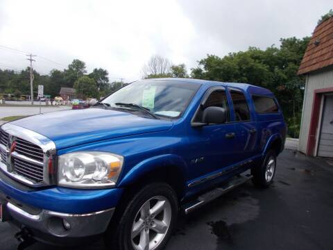 2008 Dodge Ram Pickup 1500 for sale at Careys Auto Sales in Rutland VT