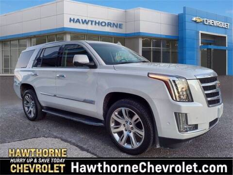 2019 Cadillac Escalade for sale at Hawthorne Chevrolet in Hawthorne NJ
