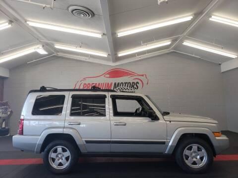 2009 Jeep Commander for sale at Premium Motors in Villa Park IL