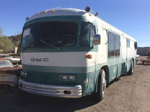1951 GMC n/a for sale at Collector Car Channel - Desert Gardens Mobile Homes in Quartzsite AZ