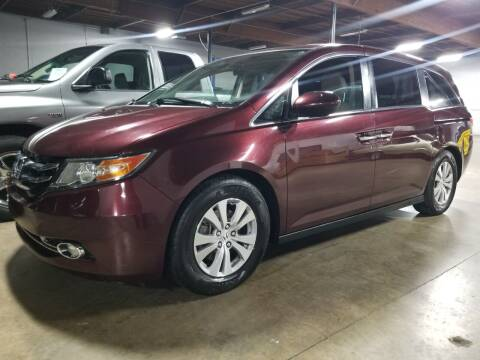 2014 Honda Odyssey for sale at 916 Auto Mart ONLY $399 DOWN!!!* in Sacramento CA