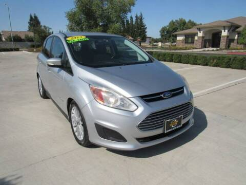 2013 Ford C-MAX Hybrid for sale at Repeat Auto Sales Inc. in Manteca CA