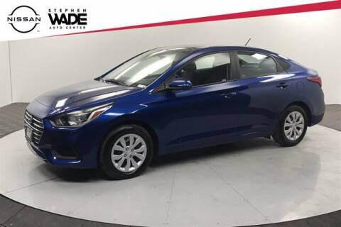 2019 Hyundai Accent for sale at Stephen Wade Pre-Owned Supercenter in Saint George UT