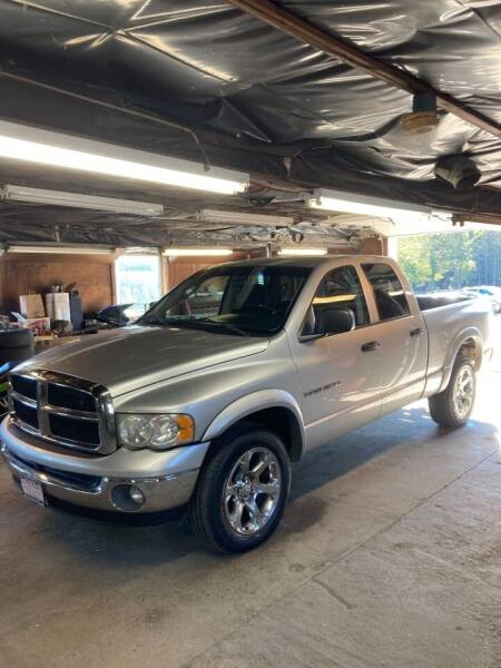 2003 Dodge Ram Pickup 1500 for sale at Lavictoire Auto Sales in West Rutland VT