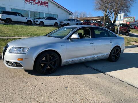 2011 Audi A6 for sale at Efkamp Auto Sales LLC in Des Moines IA