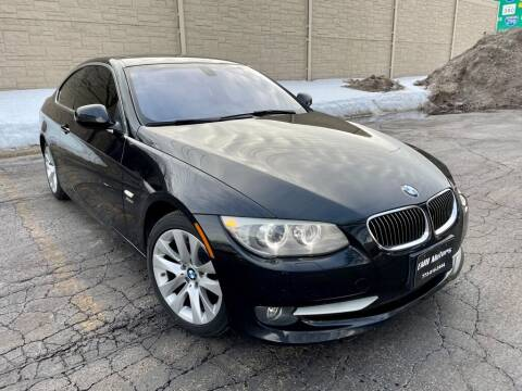 2012 BMW 3 Series for sale at EMH Motors in Rolling Meadows IL