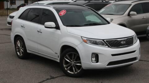 2014 Kia Sorento for sale at Car Bazaar INC in Salt Lake City UT