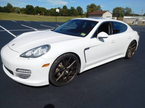 2010 Porsche Panamera for sale at WESTERN RESERVE AUTO SALES in Beloit OH