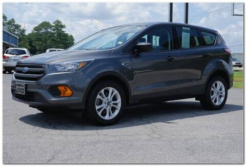 2018 Ford Escape for sale at STRICKLAND AUTO GROUP INC in Ahoskie NC