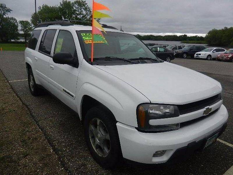 2004 Chevrolet TrailBlazer EXT for sale at Dales Auto Sales in Hutchinson MN
