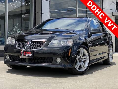 2009 Pontiac G8 for sale at Carmel Motors in Indianapolis IN