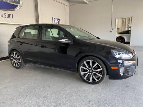 2012 Volkswagen GTI for sale at TANQUE VERDE MOTORS in Tucson AZ