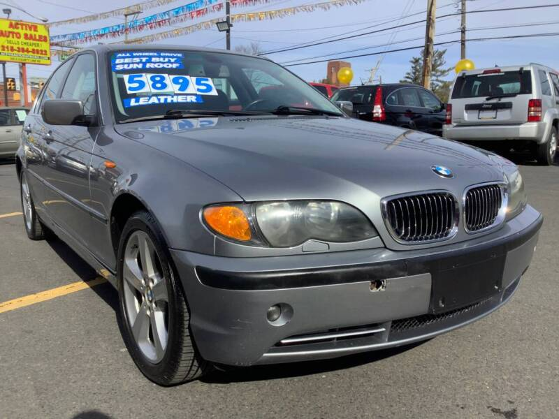2005 BMW 3 Series for sale at Active Auto Sales in Hatboro PA