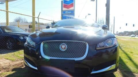 2014 Jaguar XF for sale at Atlanta Fine Cars in Jonesboro GA