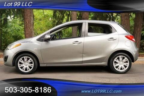 2014 Mazda MAZDA2 for sale at LOT 99 LLC in Milwaukie OR