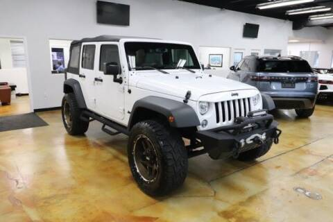 2017 Jeep Wrangler Unlimited for sale at RPT SALES & LEASING in Orlando FL
