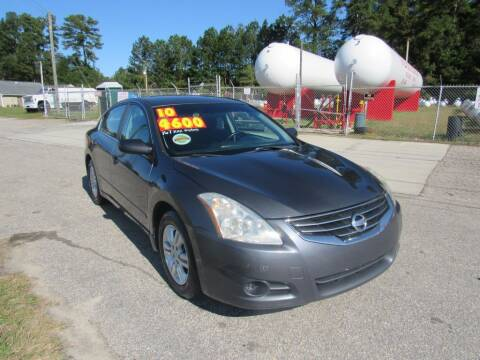 2010 Nissan Altima for sale at Auto Bella Inc. in Clayton NC