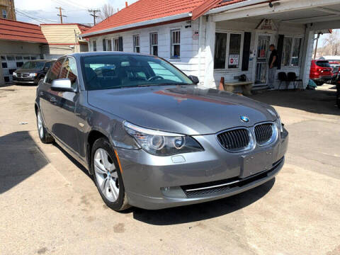 2010 BMW 5 Series for sale at ELITE MOTOR CARS OF MIAMI in Miami FL