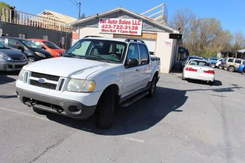 2005 Ford Explorer Sport Trac for sale at SAI Auto Sales - Used Cars in Johnson City TN