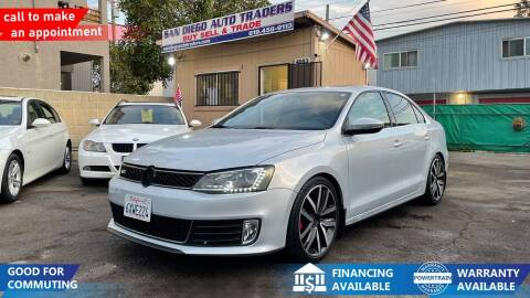 2013 Volkswagen Jetta for sale at San Diego Auto Traders in San Diego CA