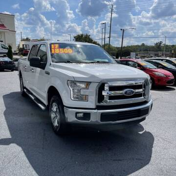 2017 Ford F-150 for sale at Auto Bella Inc. in Clayton NC