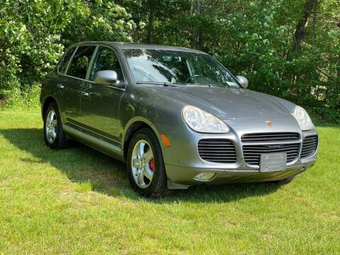 2005 Porsche Cayenne for sale at Choice Motor Car in Plainville CT