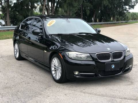 2011 BMW 3 Series for sale at CAR UZD in Miami FL