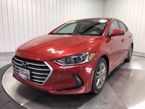 2018 Hyundai Elantra for sale at HILAND TOYOTA in Moline IL