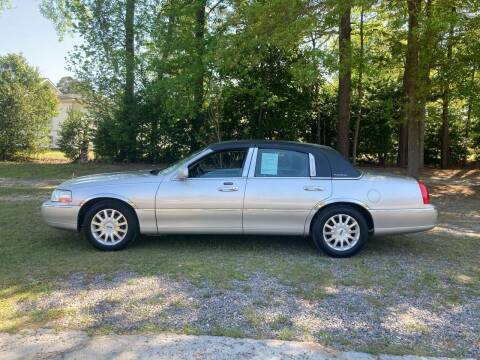 2006 Lincoln Town Car for sale at Joye & Company INC, in Augusta GA