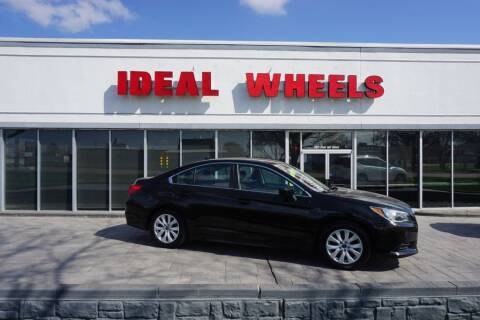 2017 Subaru Legacy for sale at Ideal Wheels in Sioux City IA