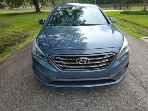 2015 Hyundai Sonata for sale at J & J Auto Brokers in Slidell LA