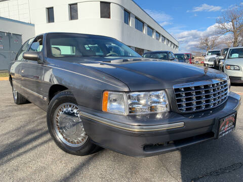 1999 Cadillac DeVille for sale at JerseyMotorsInc.com in Teterboro NJ