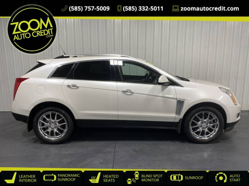 2013 Cadillac SRX for sale at ZoomAutoCredit.com in Elba NY