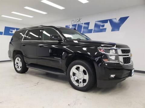 2017 Chevrolet Tahoe for sale at HILEY MAZDA VOLKSWAGEN of ARLINGTON in Arlington TX
