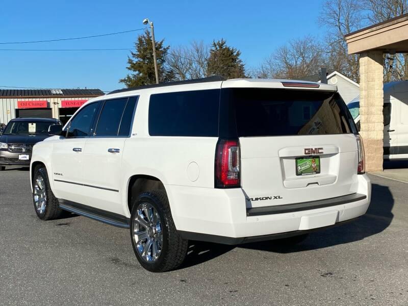 2018 GMC Yukon XL 4x4 SLT 1500 4dr SUV - Harrisonburg VA