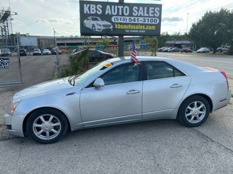 2009 Cadillac CTS for sale at KBS Auto Sales in Cincinnati OH