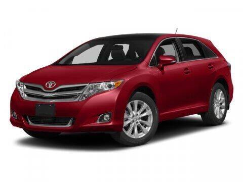 2013 Toyota Venza for sale at HILAND TOYOTA in Moline IL