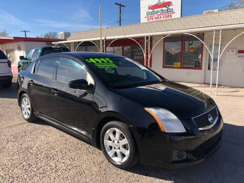 2010 Nissan Sentra for sale at Senor Coche Auto Sales in Las Cruces NM