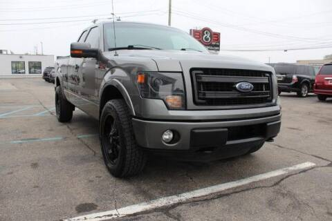 2013 Ford F-150 for sale at B & B Car Co Inc. in Clinton Township MI