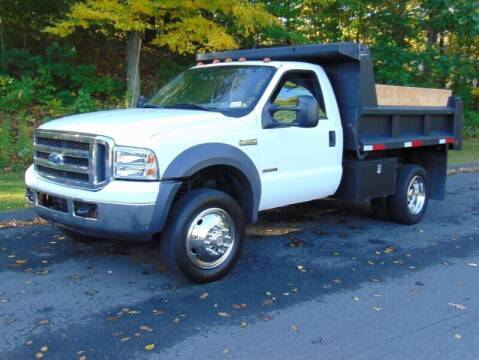2005 Ford F-450 Super Duty for sale at Lakewood Auto in Waterbury CT