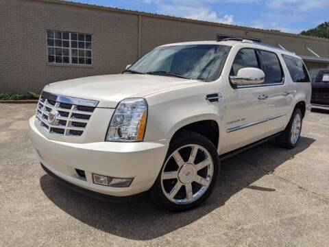 2011 Cadillac Escalade ESV for sale at Quality Auto of Collins in Collins MS