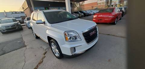 2017 GMC Terrain for sale at Divine Auto Sales LLC in Omaha NE
