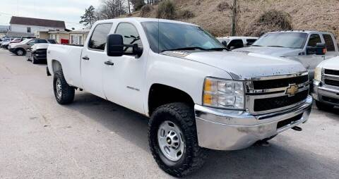 2011 Chevrolet Silverado 2500HD for sale at North Knox Auto LLC in Knoxville TN