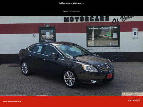 2013 Buick Verano for sale at Millennium Motorcars in Yorkville IL