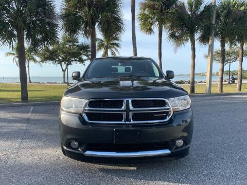 2011 Dodge Durango for sale at Auto Outlet of Sarasota in Sarasota FL